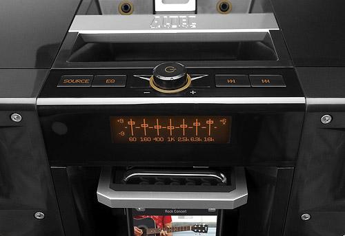 Музыкальная система MIX Boombox для iPod или iPhone от Altec Lansing
