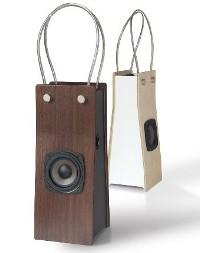 Док для iPod в виде сумки
