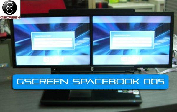 Spacebook - полная противоположность нетбука