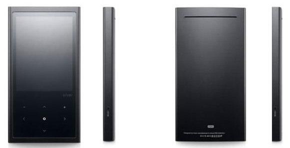 Новый портативный медиаплеер iriver E200