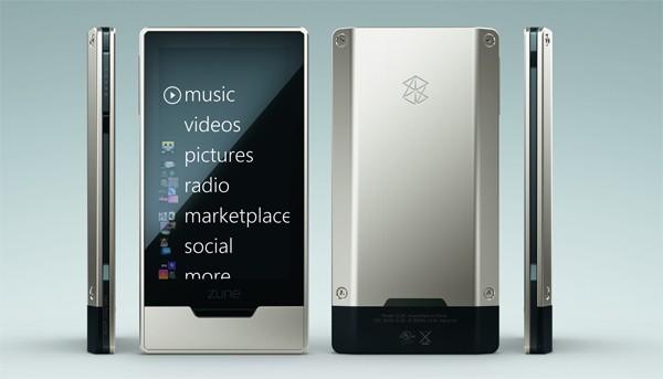 Zune HD выходит в продажу
