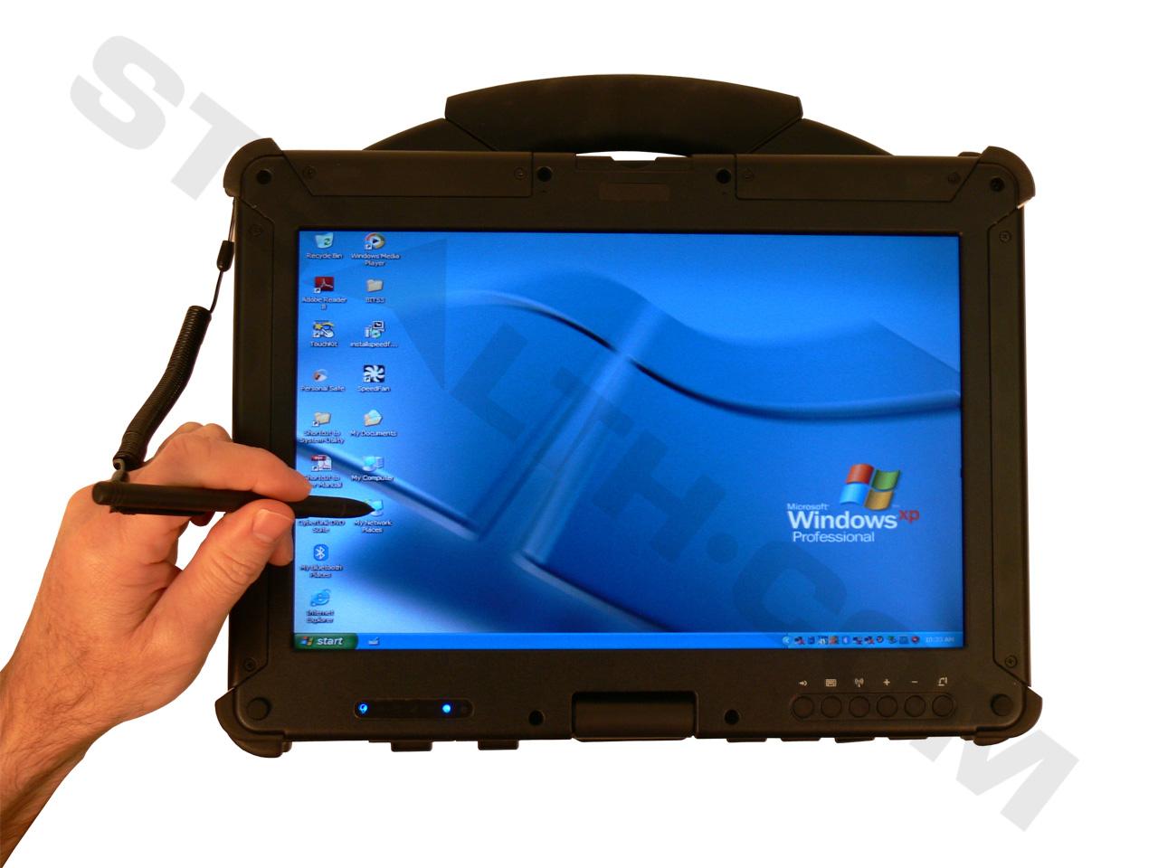 Ноутбук Stealth NW-2000 в усиленном корпусе