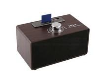 Usb-retro-wooden-speaker-mp3-player