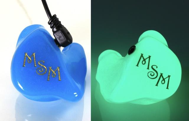 Новые наушники CT6 Aura от Sleek Audio светятся в темноте
