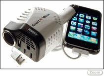Multi Port Power Inverter