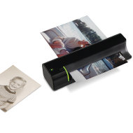 Portable Photograph To Digital Picture Converter