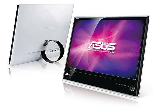 Новая серия LCD-мониторов от Asus