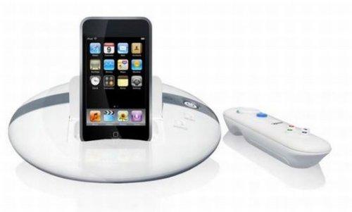 Elonex представляет инновационную док-станцию для iPod