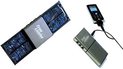 Зарядная система с солнечной батареей Globetrotter Kit