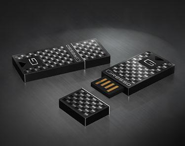 Неординарные USB-накопители Gran Monaco от Gresso