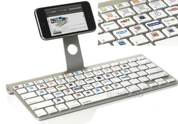 Клавиатура для iPhone и iPod