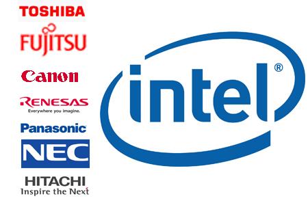 «Сборная Японии» против Intel