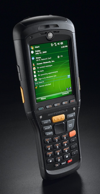 Убойный телефон MC9500 от Motorola