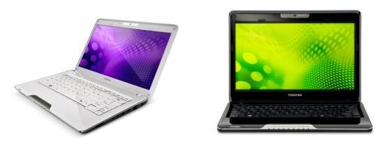 Еще два лэптопа Toshiba поступят в продажу 22 октября