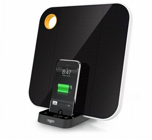 Оригинальное и экологичное зарядное устройство ReNu