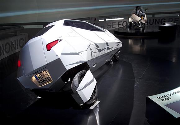 Концепт  маневренного транспортного средства от BMW