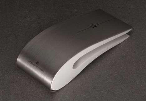 Высококлассная титановая мышь от Intelligent Design