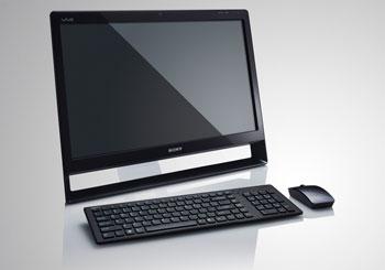 Все включено – моноблочный ПК VAIO L Touch HD PC/TV от SONY