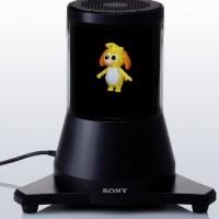 Sony представит прототип принципиально нового 3D-дисплея