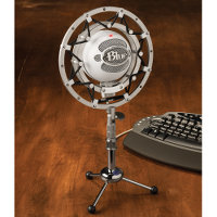The Home Studio USB Spherical Microphone
