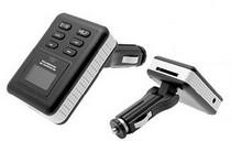 Wireless Car Bluetooth FM Transmitter