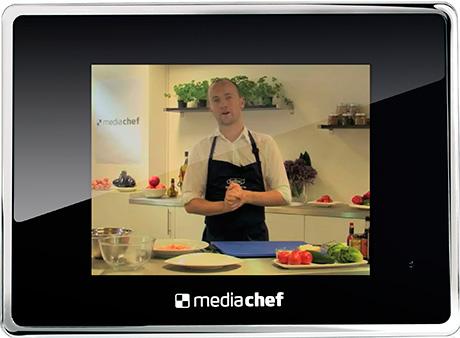 Цифровая поваренная книга Media Chef