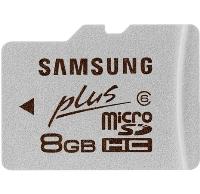 Samsung анонсирует свои первые карты памяти класса Plus