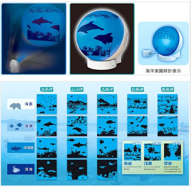Seiko Clock – маленький океан у вас дома