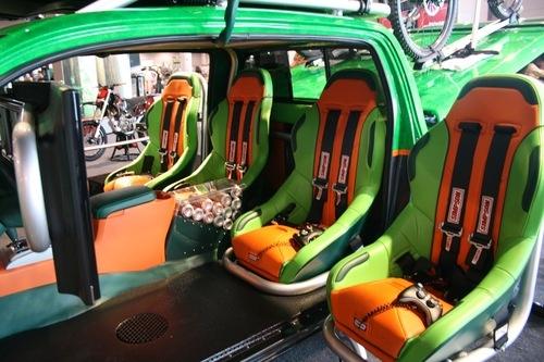 Совместный проект автомобиля для геймеров от Toyota и Microsoft Xbox