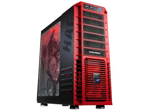 Master AM-932 AMD – новая модель системного блока HAF 932 от Cooler Master