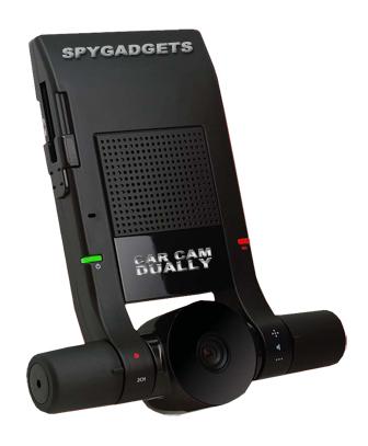 Автомобильный видеорегистратор Dash Cam Dually