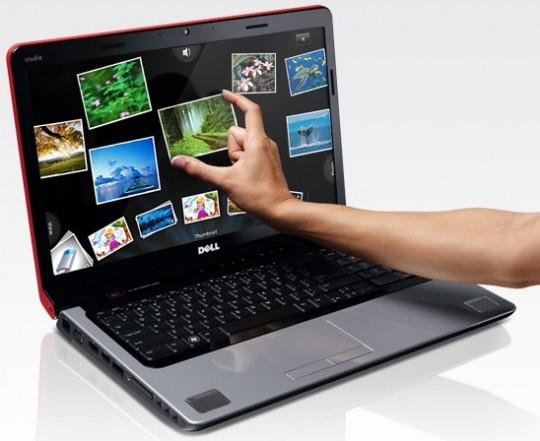 Обновленный Dell Studio 17 – теперь с multitouch