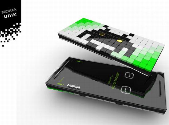 Nokia Unik – воплощение индивидуальности и стиля