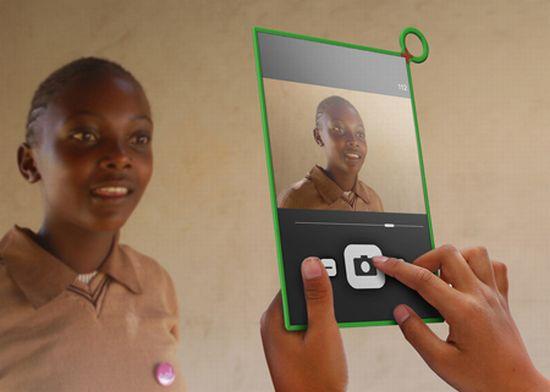 Концепт OLPC XO-3 – возможно, самый дешевый ПК в мире