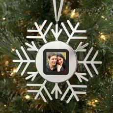 Snowflake-Digital-Photo-Ornament