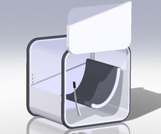 Транспорт «Apple Car», управляемый при помощи iPhone
