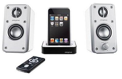 Creative Gigaworks HD50i – новая аудиосистема с док-станцией для iPod