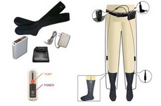 Battery-Powered Heat Socks EX