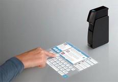 Интерактивный проектор  Light Touch