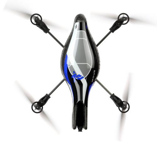AR.DRONE – управляемый при помощи iPhone вертолет