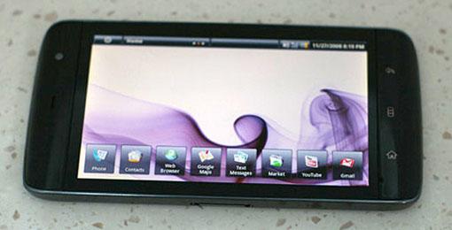 Новый планшет Mini 5 от Dell