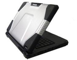 Защищенный ноутбук с объемом памяти 1 ТБ