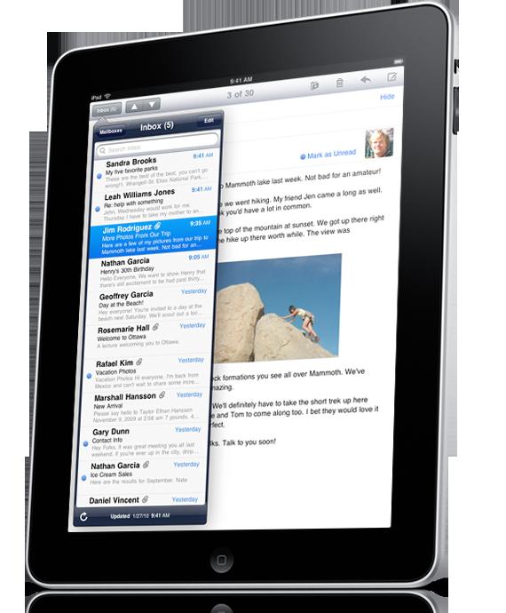 Обзор планшетника iPad от Apple