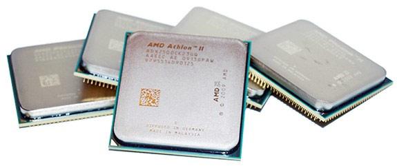 AMD выпустила новые процессоры