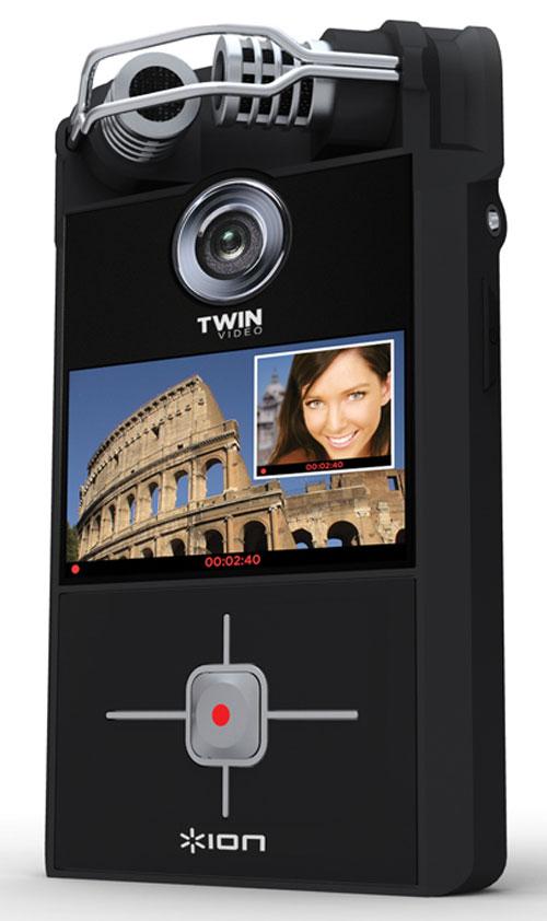 Камера Ion Twin Video с двумя объективами