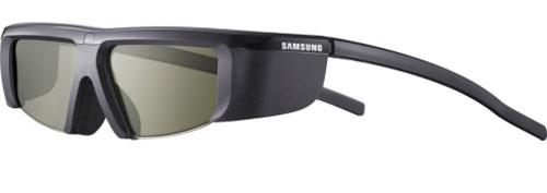 Samsung выпустит очки для 3D-дисплеев