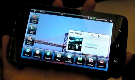 Dell Mini 5: первенец «семейства планшетников»