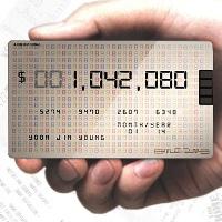 Кредитная карта покажет, сколько вы потратили