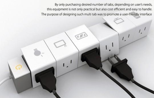 Многофункциональный сетевой фильтр не даст выключить нужный электроприбор