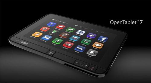 Новый планшетный ПК OpenTablet 7 от OpenPeak